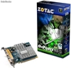 Tarjeta de Video PCI-E 512MB Zotac GeForce 8400GS (ZT-84SEH2P-FSL)