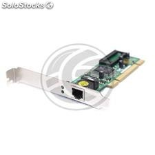 Tarjeta ethernet PCI32 10/100/1000 Base-tx Gigabit Gb (RA41-0002)
