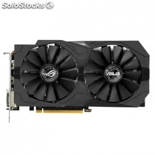 Tarjeta grafica asus geforce strix GTX1050 ti - gpu 1290MHZ - 4GB GDDR5 - pci
