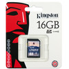 Tarjeta memoria 16GB kingston SD 16 GB original schc