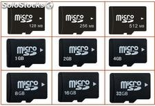 Tarjeta Memoria Kingston Sdhc Sd Hc 32gb Micro Sd