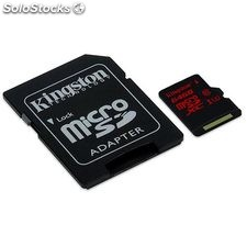 Tarjeta memoria Micro sd 64GB Kingston SDCA3/64GB