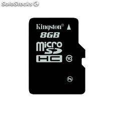 Tarjeta micro sd kingston 8GB clase 10 SDC108GB