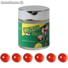 Tarro 6 brazilian balls aroma cereza - secret play - secret moments -