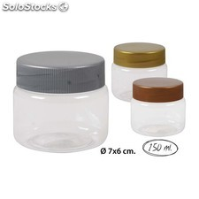 Tarro pet-pack 150 surtido colores, wat, 150ml.