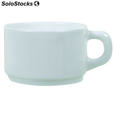 Tasse 9 empilable t blanc tu
