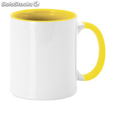 Tasse Sublimation Harnet Yellow S/T
