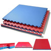 Tatami Puzzle Reversible Kinefis Color Azul - Rojo (grosor 20 mm)
