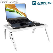 Tavolino per PC Portatile con Ventola Laptray Pro Mini