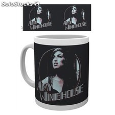 Taza Amy Winehouse Retro