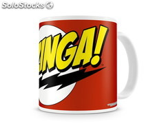 Taza Big Bang Theory Bazinga