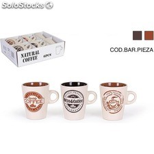 Taza cafe expreso 90CC natural coffee - inde - 8435476200142 - 12160