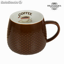 Taza coffee chocolate - Colección Kitchen's Deco by Bravissima Kitchen