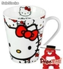 Taza Conica Ceramica Hello Kitty
