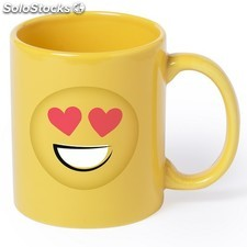 Taza corazon ashley