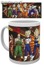 Taza Dragon Ball Fighters