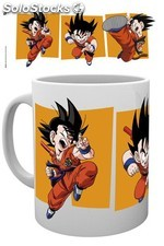 Taza Dragon Ball Goku