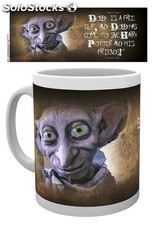 Taza Harry Potter Dobby