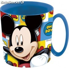 Taza Microonda Mickey Disney 360Ml.
