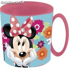Taza Microonda Minnie Disney 360Ml.