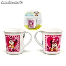 Taza Microondas Minnie Mouse Baby 5151 PPT02-5151
