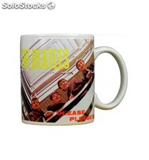 Taza Original de Colección Beatles Please, Please Me