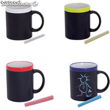 Taza publicitaria Colorful ref. 3272