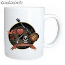 Taza Rock and Roll