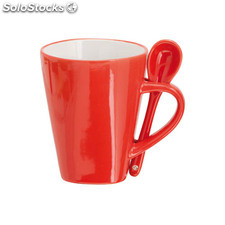 Taza rojo timber