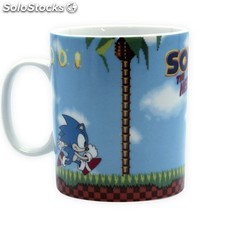 Taza Sonic Green Hills 460 ml