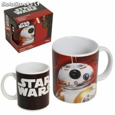 Taza Star Wars Episodio vii bb-8