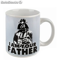 Taza Star Wars I am Your Father
