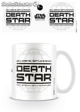 Taza star wars rogue one death star PLL02-TZMG24227
