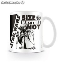 Taza Star Wars Taza Size Matters Not