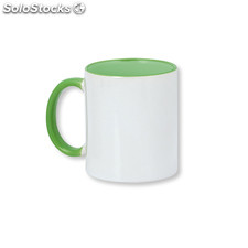 Taza Sublimacion Color Verde