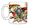 Taza vintage Superman