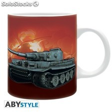 Taza world of tanks PLL02-TZABYMUG440