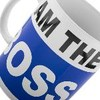Taza xl i am the boss