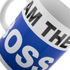 Taza xl i am the Boss - Foto 2