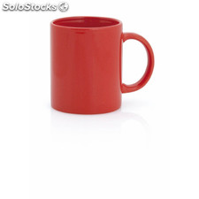 Taza zifor color: rojo
