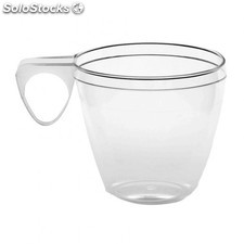 Tazas café - 180 ml transparente ps