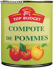 Tb compote pomme allegee 840G