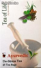 Té Anti Stress Tea of Life Ayurveda