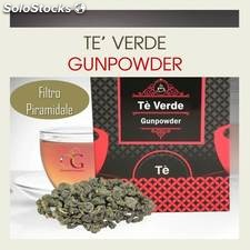 Tè Verde Gunpowder