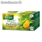 Tea vitax 20TB Green/pigwa