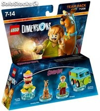 Team pack lego Scooby-Doo