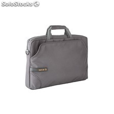 "Tech air - 15.6"""" Classic Case 15.6"""" Maletín Gris"