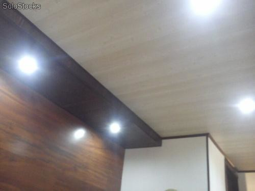 contruccion en pvc decoracion interiores drywall en pvc
