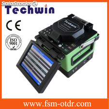 Techwin Fibre Optic Splicing Machine tcw-605c (Made in China)