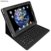 Teclado Bluetooth Funda de piel para el iPhone de Apple ipad2 - Foto 1
